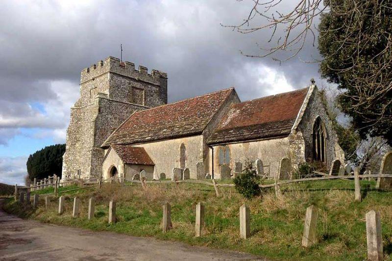 Hamsey Church