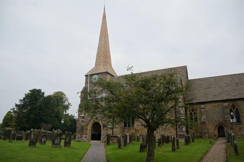 Wadhurst Church